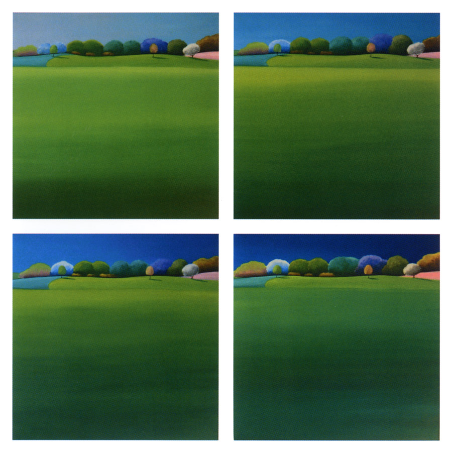 The large grass, 2002